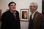 HUMPHREY OCEAN, JOHNNY DEWE MATHEWS, Them, Redfern Gallery PV. Cork St. London. 22 January 2020