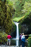 Eagle Creek in the Columbia River Gorge, OR