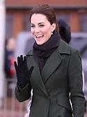 Duke and Duchess of Cambridge visit Blackpool