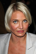 PARIS, FRANCE - JANUARY 24:  Cameron Diaz attends the Giorgio Armani Prive Haute-Couture 2012 show as part of Paris Fashion Week at the Grand Palais on January 24, 2012 in Paris, France.  (Photo by Tony Barson/WireImage)