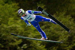 Tilen Bartol during Ski Jumping Continental Cup, on July 7th, Kranj, Slovenia. Photo by Ziga Zupan / Sportida