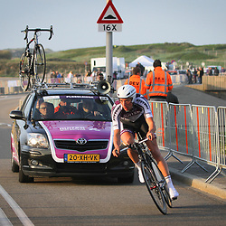 Olympia's Tour 2013 proloog Katwijk Mitchell Huenders