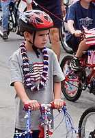Fourth of July 2008 - Children's Parade Norwood MA