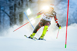 """Ivica Kostelic (CRO) during FIS Alpine Ski World Cup 2016/17 Men's Slalom race named """"Snow Queen Trophy 2017"""", on January 5, 2017 in Course Crveni Spust at Sljeme hill, Zagreb, Croatia. Photo by Ziga Zupan / Sportida"""