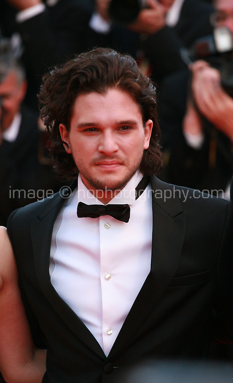 Kit Harington at the the How to Train Your Dragon 2 gala screening red carpet at the 67th Cannes Film Festival France. Friday 16th May 2014 in Cannes Film Festival, France.