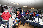 Fans queue to buy the new Dundee FC 2015-16 kit<br /> <br />  - &copy; David Young - www.davidyoungphoto.co.uk - email: davidyoungphoto@gmail.com