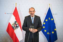 15.01.2020, Bundeskanzleramt, Wien, AUT, Sitzung des Ministerrats, im Bild Heinz Fassmann (OeVP)// cabinet meeting at the federal chancellery in Vienna, Austria on 2020/01/15. EXPA Pictures © 2020, PhotoCredit: EXPA/ Florian Schroetter