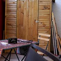 Casa del Fotografo Suizo Rene Burri, Miembro de la Agencia Magnum.<br /> Paris, Francia 2008<br /> (Copyright © Aaron Sosa)