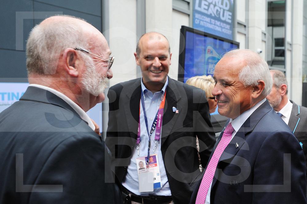 LONDON - Olympische Spelen 2012.Worldhockey presentation press conferentie.FFU PRESS AGENCY COPYRIGHT FRANK UIJLENBROEK.