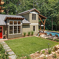 Residence Pool House - Dunwoody, GA