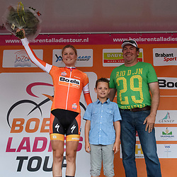 31-08-2016: Wielrennen: Ladies Tour: Gennep<br /> GENNEP (NED) wielrennen<br /> In Gennep werd een ploegtijdrit verreden<br /> Amalie Dideriksen