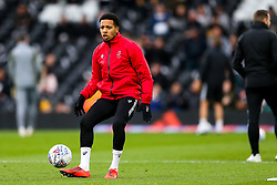 Korey Smith of Bristol City - Rogan/JMP - 07/12/2019 - Craven Cottage - London, England - Fulham v Bristol City - Sky Bet Championship.