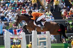 Dubbeldam Jeroen, NED, SFN Zenith NOP<br /> Olympic Games Rio 2016<br /> © Hippo Foto - Dirk Caremans<br /> 17/08/16