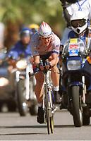 Lance ARMSTRONG, Lance<br />Stra§e Einzelzeitfahren USA