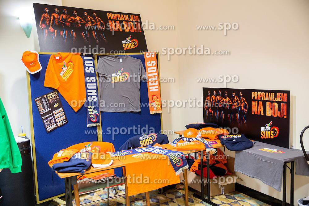 Helios Suns at Day 2 of Sports marketing and sponsorship conference Sporto 2014, on November 21, 2014 in Hotel Slovenija, Congress centre, Portoroz / Portorose, Slovenia. Photo by Vid Ponikvar / Sportida