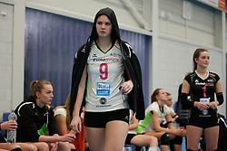 20190131 NED: Semi Final Cup Sliedrecht Sport - Eurosped, Sliedrecht <br />Eline Timmermans (9) of Team Eurosped Twente<br />©2019-FotoHoogendoorn.nl / Pim Waslander