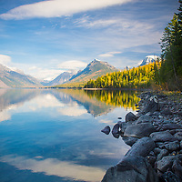 lake mcdonald, glacier national park, montana