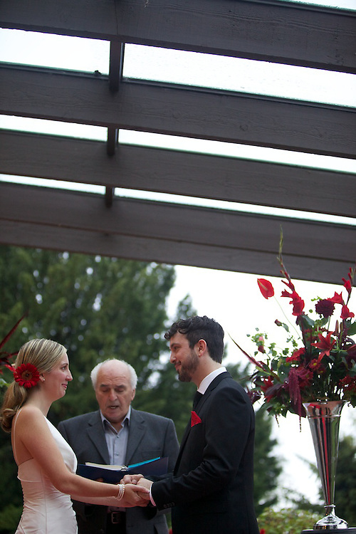 Ben & Genevieve are joined by friends and family in Vancouver for their wedding on September 12th, 2010