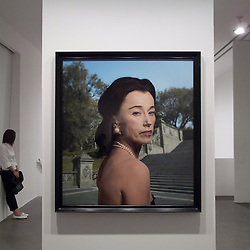 Gagosian Gallery in Rome - Cindy Sherman opening