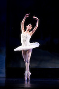 Theresa Wendler, Principal dancer for Rebecca Kelly Ballet, Performs as Queen of the North Wind during the the North Country Ballet Ensemble's 2008 production of the Nutcracker at the Hartman Theatre, Plattsburgh State University, Plattsburgh, N.Y.  (Photo/Todd Bissonette - www.rtbphoto.com)
