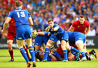 Rugby Union - 2018 Guiness Pro14 - Semi-Final: Leinster vs. Munster<br /> <br /> Luke McGrath (Leinster) in action, at RDS Arena, Dublin.<br /> <br /> COLORSPORT/KEN SUTTON