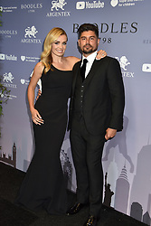 Katherine Jenkins at the Boodles Boxing Ball, in association with Argentex and YouTube in Support of Hope and Homes for Children at Old Billingsgate London, United Kingdom - 7 Jun 2019 Photo Dominic O'Neil