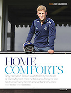 JAMES BOARDMAN / 07967642437.Rory Hamilton Brown feature -Cricketer November 2012