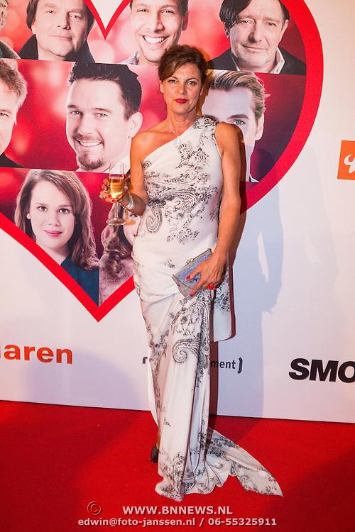 NLD/Scheveningen/20130909 -  Filmpremiere Smoorverliefd, Hilde van Mieghem