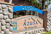 Welcome to Azusa Monument