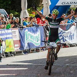 20160430: SLO, Mountain bike - Cross country XC race in Kamnik 2016