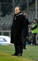 L'allenatore Alberto Zaccheroni (Juventus)<br /> Torino 28/02/2010 Stadio Olimpico<br /> Juventus Palermo - Posticipo del Campionato di Serie A Tim 2009-10.<br /> Foto Insidefoto