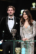 Category: British Short Film<br /> Citation reader(s): Blake Harrison &amp; Gemma Chan