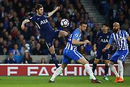 Brighton & Hove Abion v Tottenham Hotspur 17/04/2018