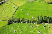 Nederland, Utrecht, Utrecht, 27-05-2013; kazematten ten westen van Fort bij Rijnauwen, onderdeel van de Nieuwe Hollandse Waterlinie (NHW).<br /> Casemates (shelters) west of Fort at Rijnauwen, part of the New Dutch Waterline.<br /> luchtfoto (toeslag op standard tarieven)<br /> aerial photo (additional fee required)<br /> copyright foto/photo Siebe Swart