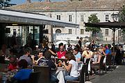 Restaurant, Altstadt, Peschiera del Garda, Venetien, Italien | restaurant, old town, Peschiera del Garda, Veneto, Italy