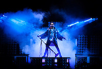 Miguel performs at Moda Center in Portland, OR Dec. 3 2013
