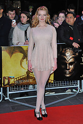 Dakota Blue Richards attends the Game of Thrones: Hardhome - special screening at the Empire, Leicester Square in London, England. 14th March 2016. EXPA Pictures © 2016, PhotoCredit: EXPA/ Photoshot/ James Warren<br /> <br /> *****ATTENTION - for AUT, SLO, CRO, SRB, BIH, MAZ, SUI only*****