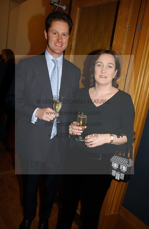 MR HENRY MOUNTAIN and his wife the HON.CAMILLA<br />
