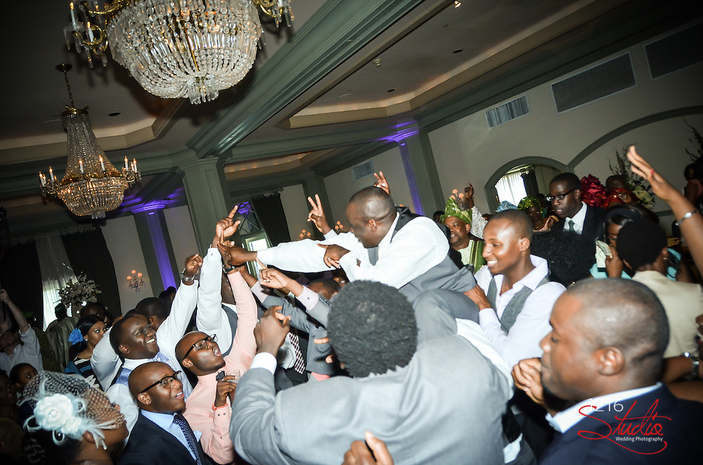 Adetoyese & Atlantis Wedding Album | The Chateau Golf and Country Club
