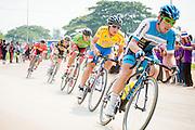 Tour of Thailand 2015/ Stage5/ Nakhon<br /> Phanom - Nong Khai/ Nakajima Yasuharu/ Aisan Racing / Ma Guang Tong/ Hengxiang cycling
