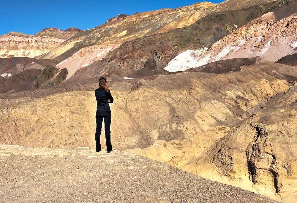 Artist's Drive, Death Valley National Park, CA