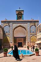 Iran, province de Kerman, Kerman, Mosquee de l'Imam  // Iran, Kerman province, Kerman, Emam mosque