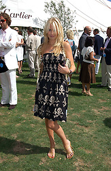 MARISSA MONTGOMERY at the Cartier International polo at Guards Polo Club, Windsor Great Park, on 30th July 2006.<br /><br />NON EXCLUSIVE - WORLD RIGHTS
