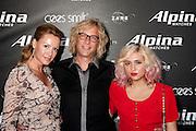 Christina, guest, and Nicki