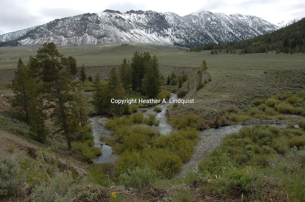 Copper Basin.