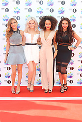 Jade Thirlwall; Perrie Edwards; Leigh-Anne Pinnock; Jesy Nelson; Little Mix, BBC Radio 1 Teen Awards, Wembley Arena, London UK, 03 November 2013, Photo by Richard Goldschmidt © Licensed to London News Pictures. Photo credit : Richard Goldschmidt/Piqtured/LNP