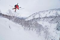 Skier: Riley Leboe<br /> Location: Hokkaido, Japan