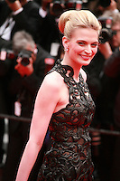 Actress Sarah Marshall at the Foxcatcher gala screening red carpet at the 67th Cannes Film Festival France. Monday 19th May 2014 in Cannes Film Festival, France.