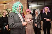 NICHOLAS COLERIDGE, Kate Reardon Tatler goodbye party. Penhouse, Claridges,London.. 13 December 2017