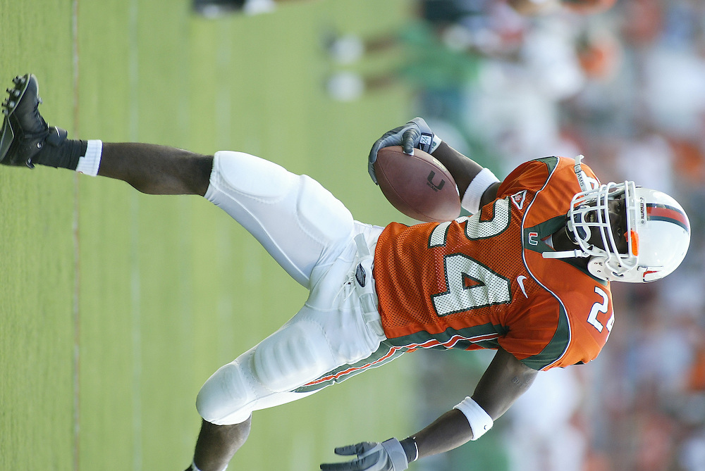 2002 Miami Hurricanes Football vs Florida A&M